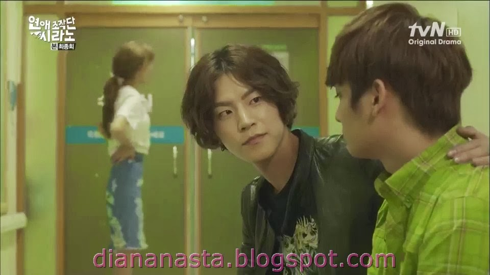 Sinopsis Dating Agency Cyrano Ep 8